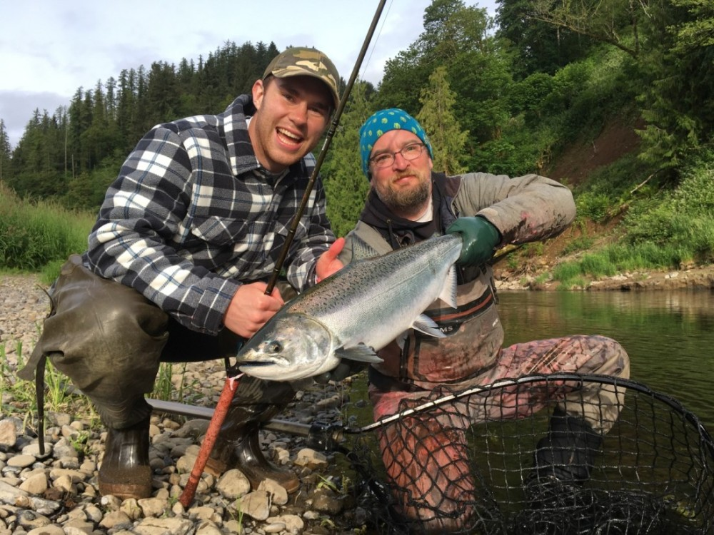Nestucca River Fishing Guide
